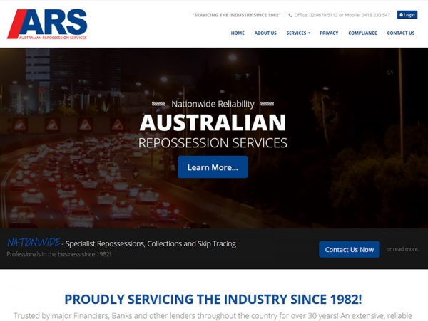 Australian Repossession Services
