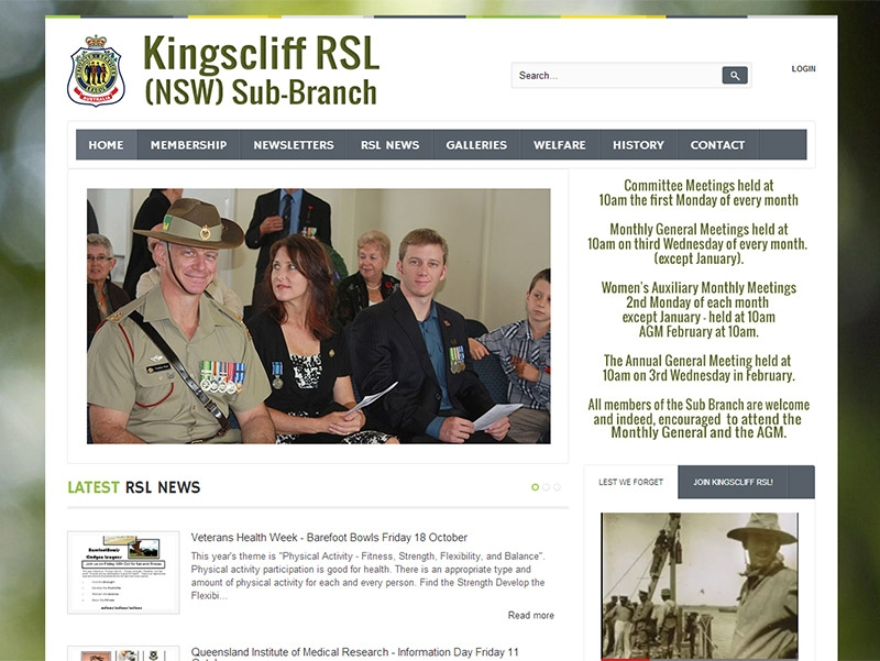 Kingscliff RSL (NSW) Sub-Branch