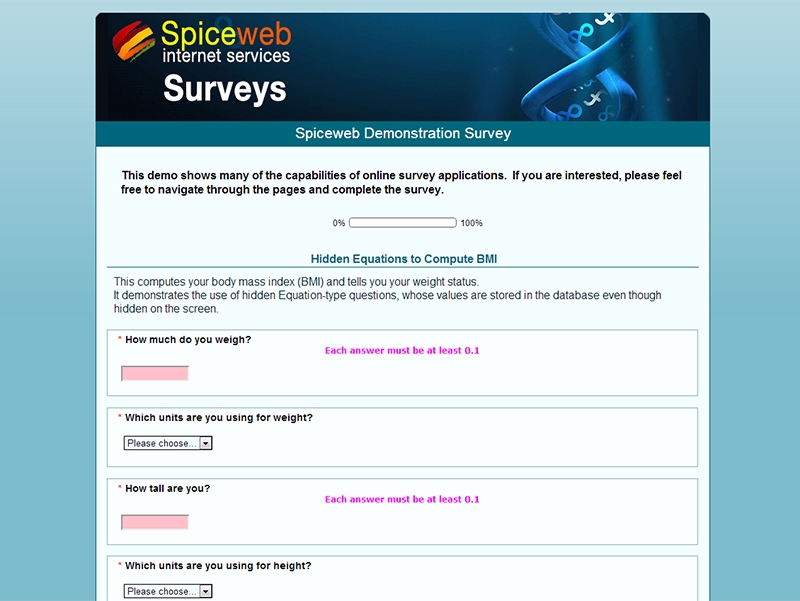 Online Survey Apps